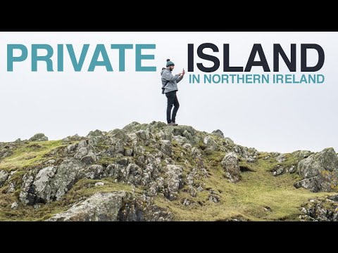 ON A PRIVATE ISLAND! In Northern Irleand