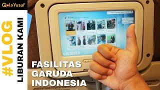 Gambar cover Fasilitas Pesawat Garuda Indonesia dari Banjarbaru ke Jakarta - Liburan Mas Usup