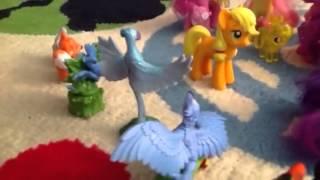 My little pony 5 сезон 18 эпизод Долина снов