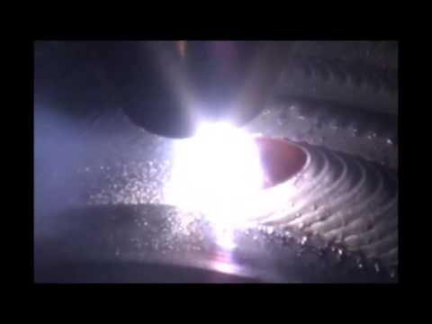 Automated Stellite Welding of Steam Turbine Parts