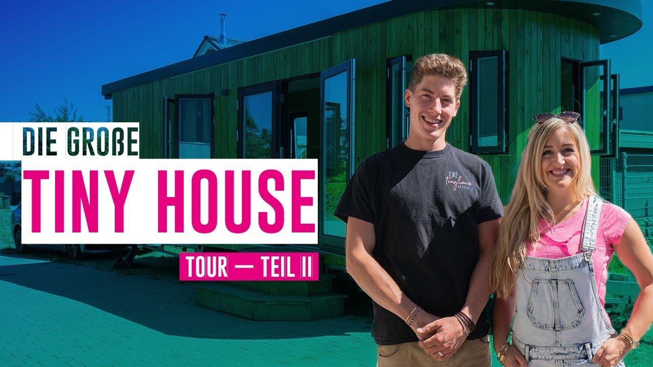 Die große Tiny House Tour von Vanessa Wenk - Teil II