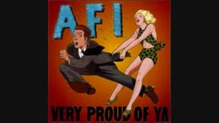 AFI-Love Is A Many Splendored Thing   w/ download link