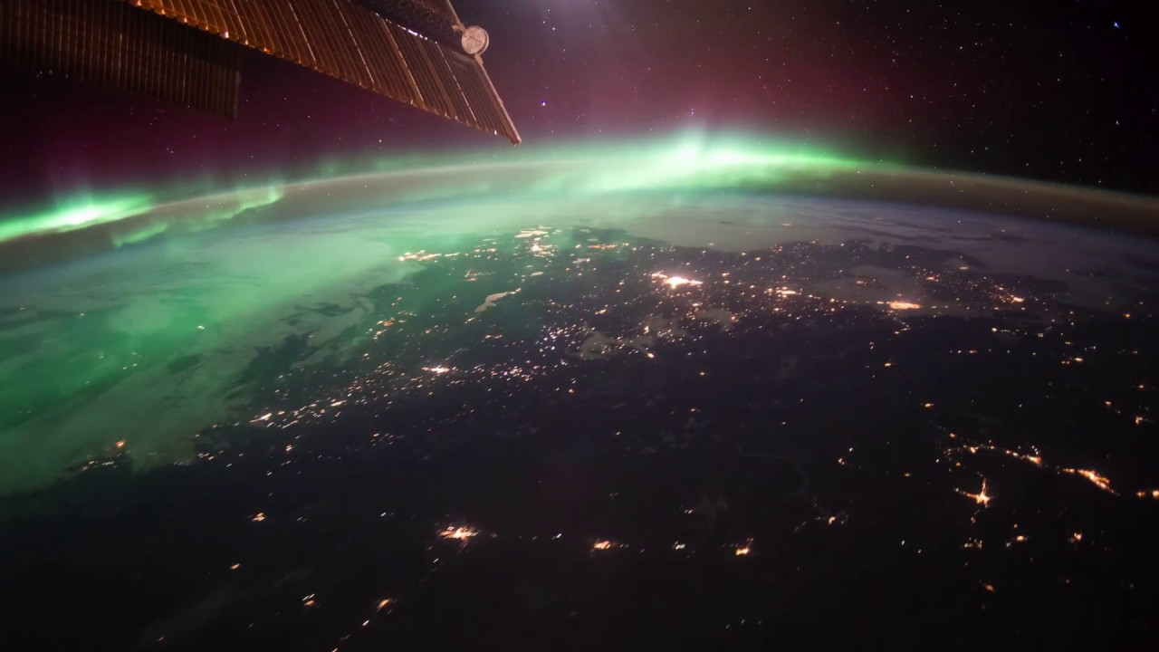 Space Aurora picture from