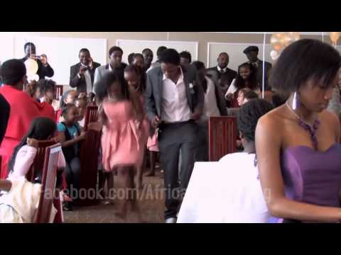 Best South African Wedding Dance Moves Ever!