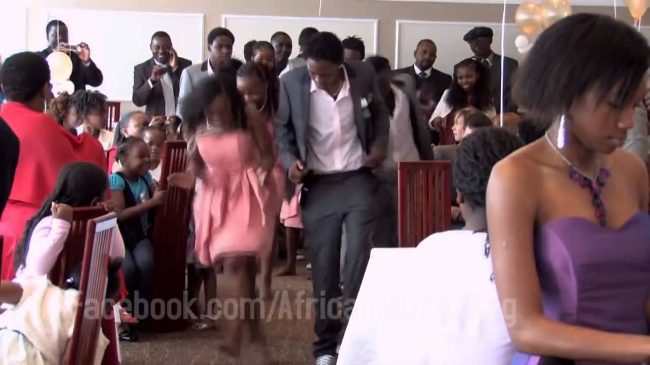Best South African Wedding Dance Moves Ever