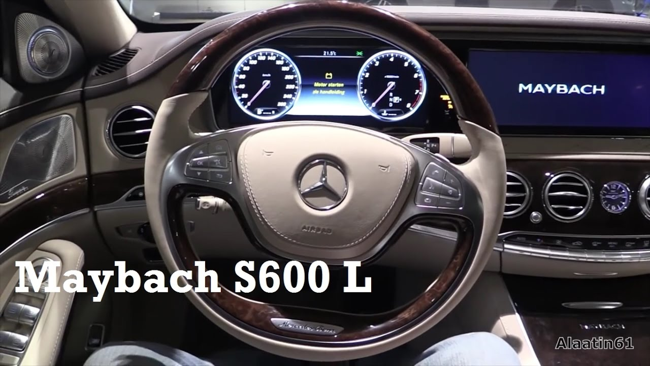 2018 maybach s600 interior.  s600 2018 mercedes maybach s600  in depth review interior exterior youtube throughout maybach s600 interior 1