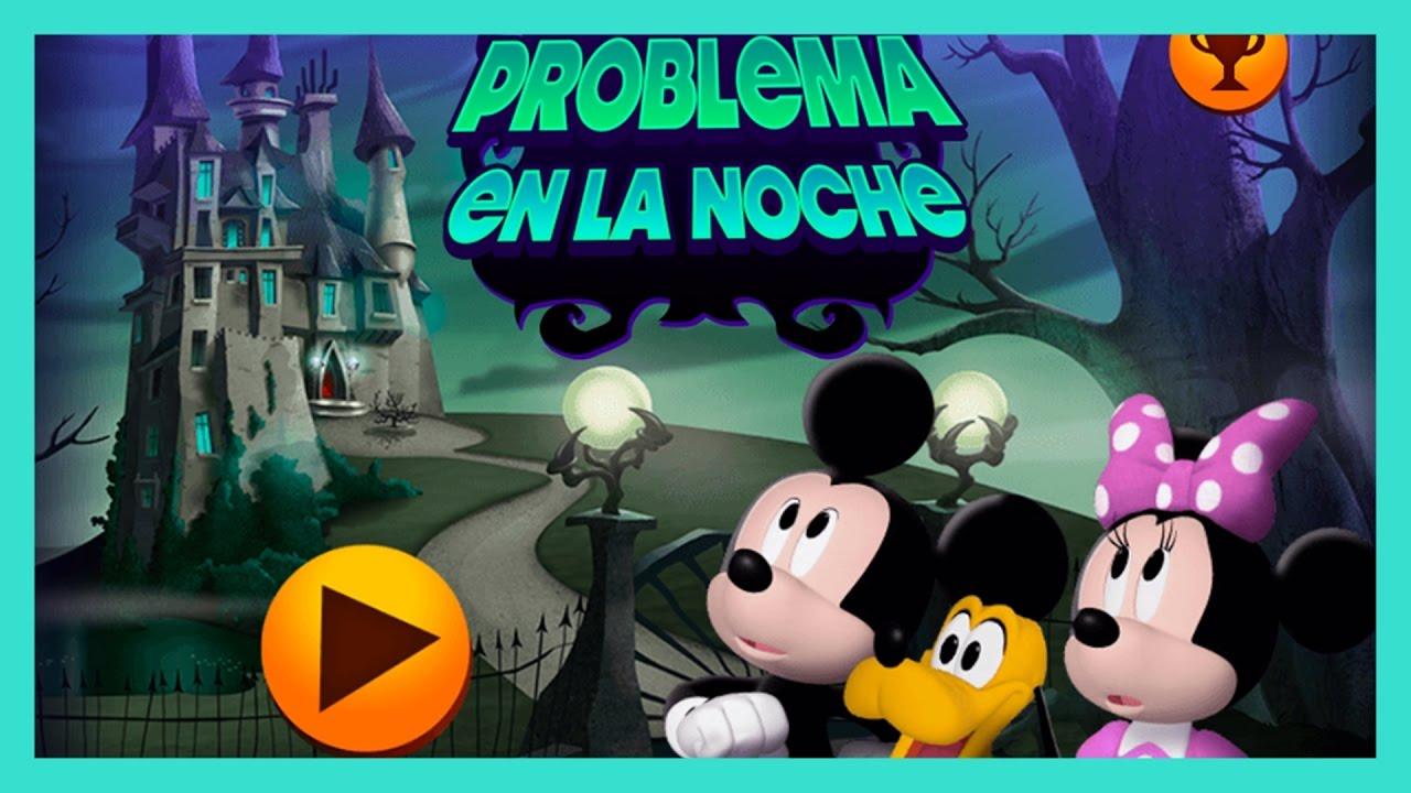 La Casa de Mickey Mouse  NUEVO JUEGO  Problema en la