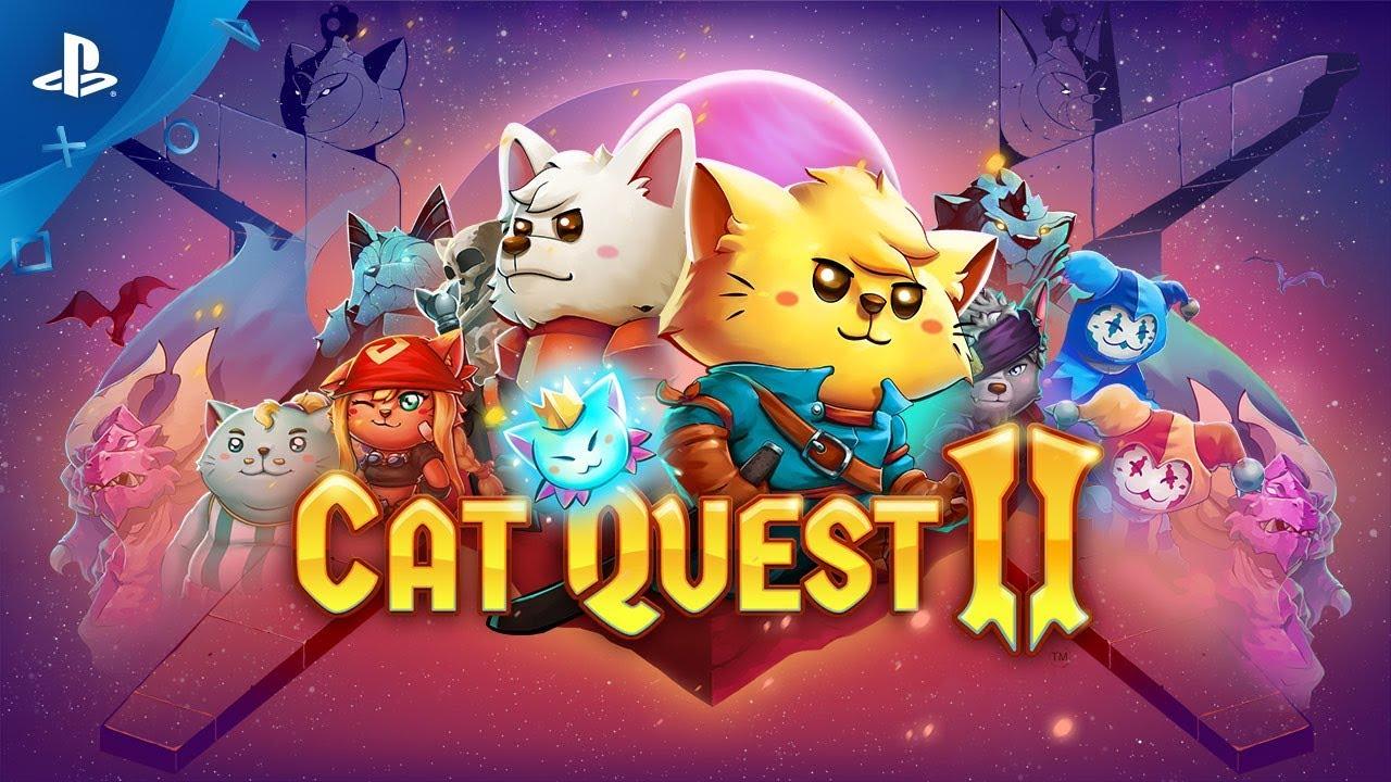Cat Quest II 【貓咪鬥惡龍】簡單評測和上手體驗
