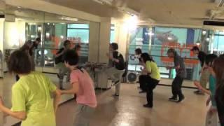 LOCK & SOULクラス NANA -@ダンススクール スタジオLAB3神戸