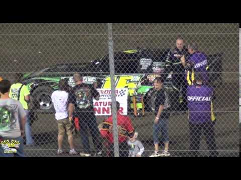 MAGNOLIA MOTOR SPEEDWAY COTTON PICKIN' 100 10/11/14 PART 5