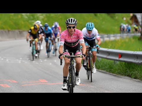 El más duro golpe de Yates a Dumoulin / Etapa 15 Giro de Italia