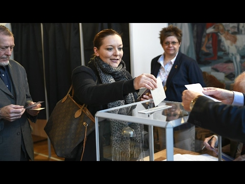 French Presidential Race: Polls open for first round of presidential election