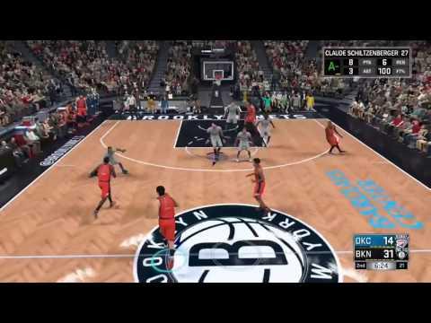NBA2K17 - badges, dunks n stuff