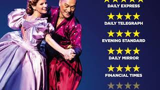 THE KING AND I From The London Palladium  Tickets Now On Sale