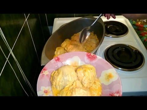 как сделать голубцы из капусты пошаговый рецепт