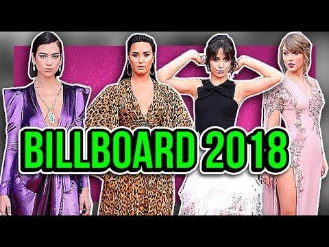 OS PIORES LOOKS DO BILLBOARD MUSIC AWARDS 2018   Diva Depressão