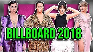 OS PIORES LOOKS DO BILLBOARD MUSIC AWARDS 2018 | Diva Depressão