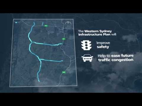 Western Sydney Infrastructure Plan Overview Video