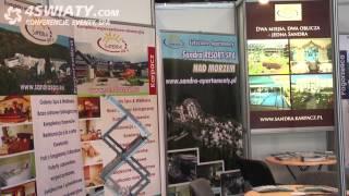 TARGI MTI 2013  (WARSZAWA) - relacja 4swiaty.com