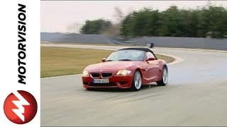 BMW Z4 M Coupe (2006) Videos