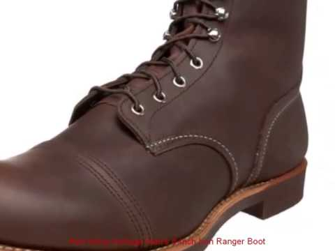 Top 5 Best Red Wing Work Boots for Men | Best and Cheap Red Wing ...