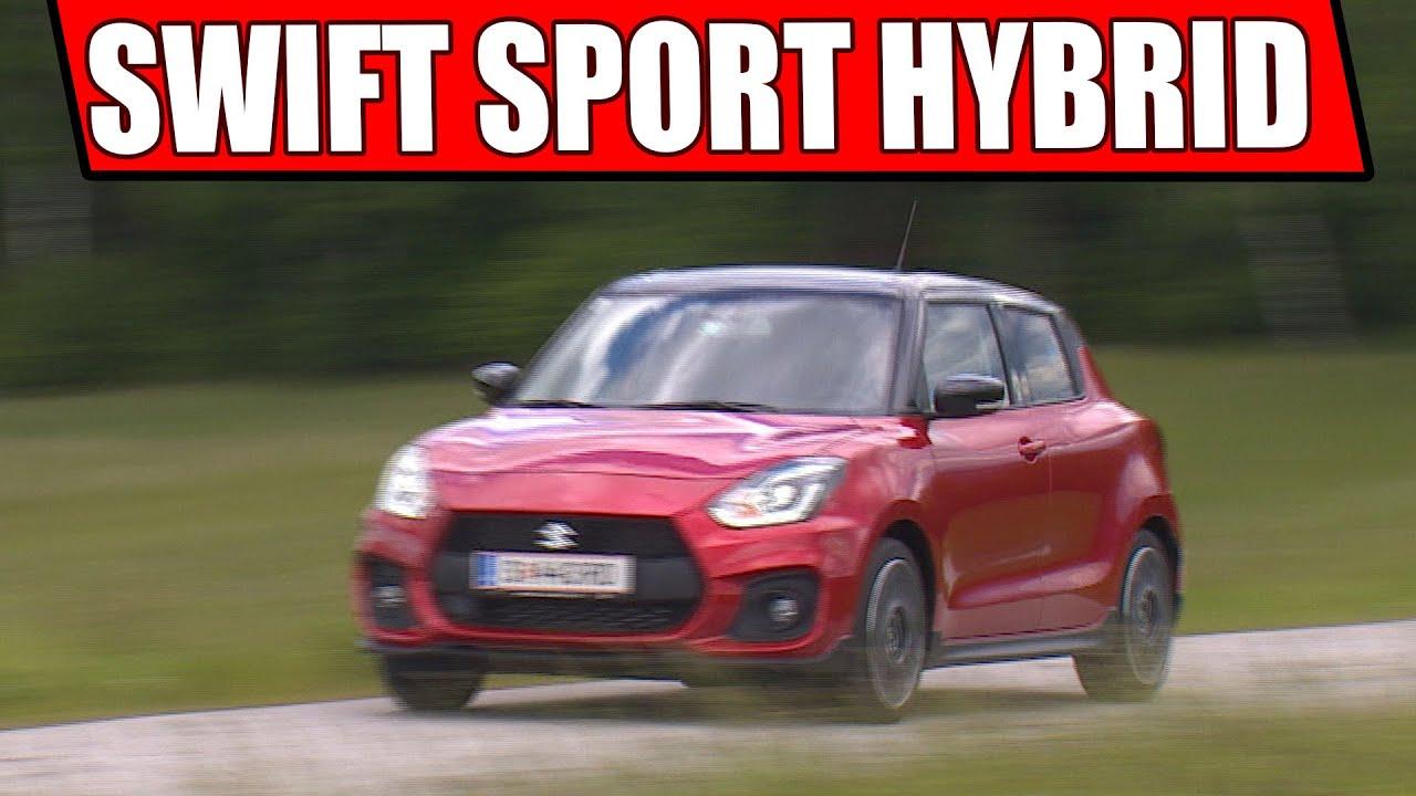 Der neue Suzuki Swift Sport Hybrid