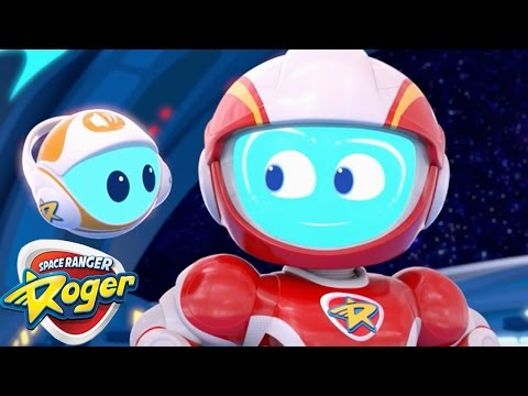 Space Ranger Roger | Episode 4 - 6 Compilation | Cartoons For Kids | Funny Cartoons For Children