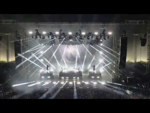 ODESZA intro into A Moment Apart Berkley 10/28/17