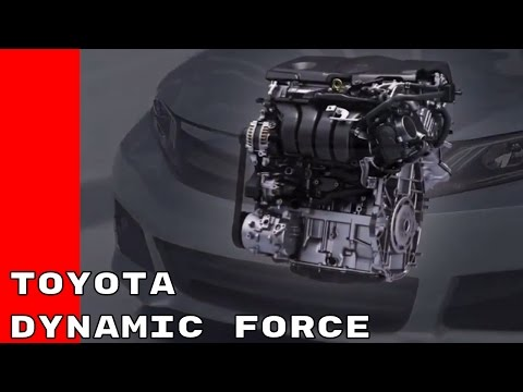 Toyota Dynamic Force Engine
