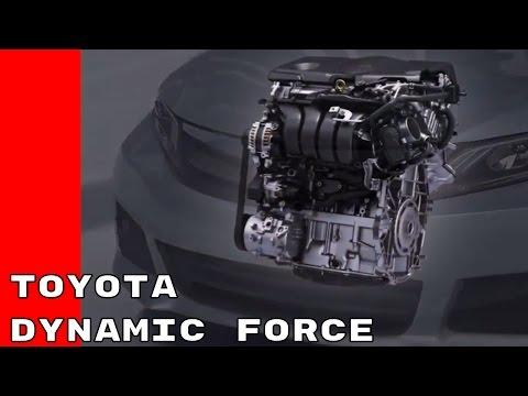 Toyota Dynamic Force Engine