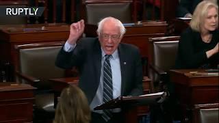 'US will no longer participate in Saudi-led intervention in Yemen' – Sanders as Senate passes motion
