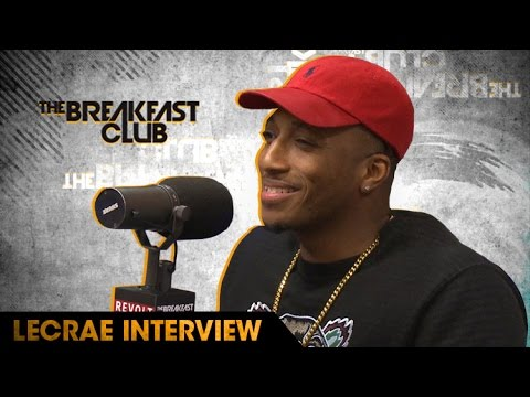 Lecrae Talks 'Blessings', Bringing His Faith Into His Music, Keeping Family Off His Instagram & More