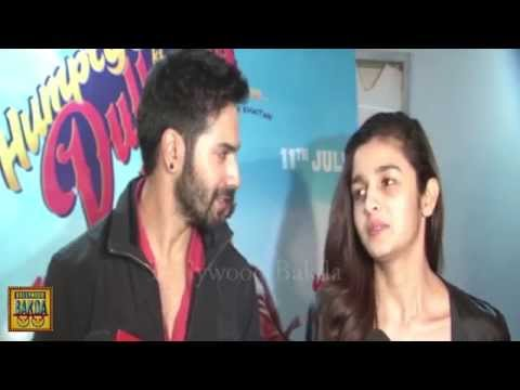 CHECK OUT :Restless Alia Bhatt During Interview