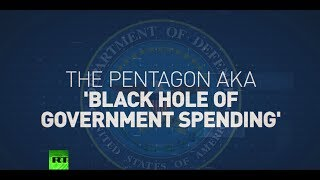 Spentagon: DoD fails its first-ever complete audit