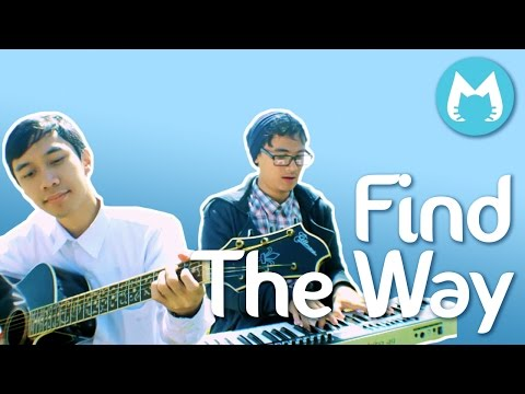 Edcoustic - Find The Way Cover by Muezza