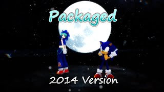 MMD: Hatsune Miku (初音ミク) & Sonic The Hedgehog ~ Packaged ~ 2014