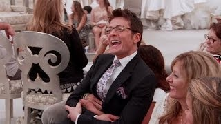 Randy Sits on the Bride's Mother | Say Yes to the Dress