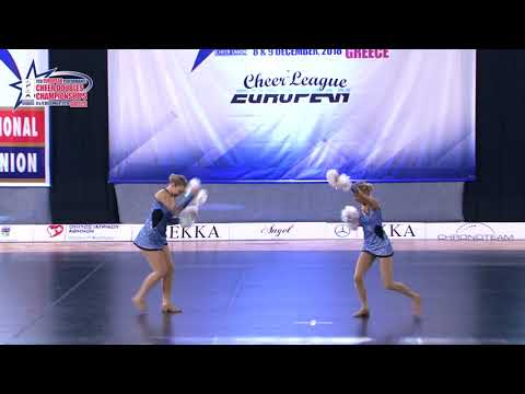 07 SENIOR DOUBLE FREESTYLE POM Kopacka   Mendoń FLIMERO POLAND