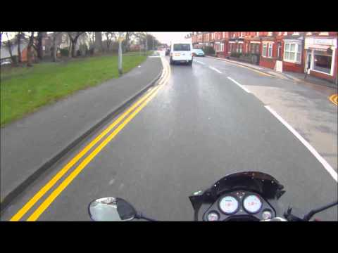 Lexmoto XTRS 125cc ride out