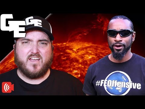 D. Marble Explains Why The Sun Proves The Flat Earth || Flat Earth Friday thumbnail