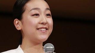 引退を表明した女子フィギュアスケートの浅田真央選手が、12日午前11時...