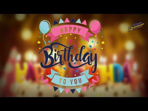 😍Happy Birthday|whatsapp Status|special Video|Greetings|Song|Message|Wishes|Iktara Music|