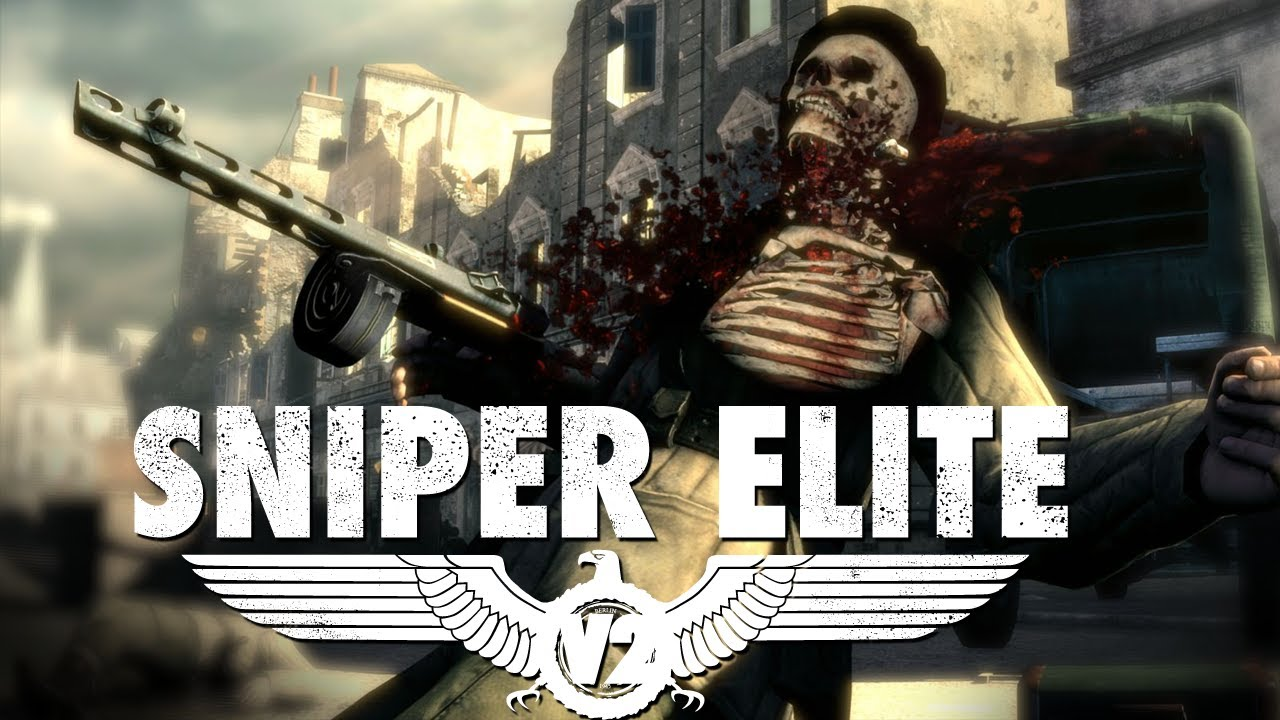 Sniper Elite V2 Trainer Free Download