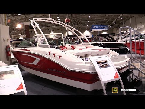 2018 Chaparral 21 H2O Sport Motor Boat – Walkaround – 2018 Toronto Boat Show