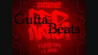 The Game Ft. Lil Wayne - Red Nation Instrumental - Gutta Beatzz