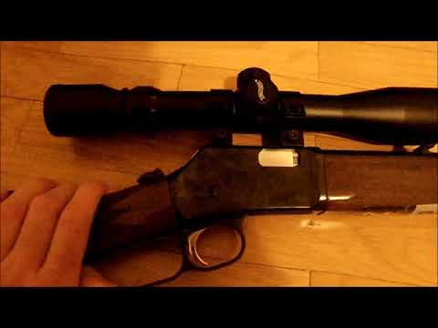b05e83ff4f présentation carabine browning bl 22 calibre 22 long rifle. Armes Passion  tir