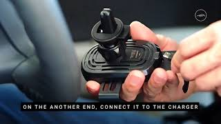 Baseus QI Wireless Car Charger Guide