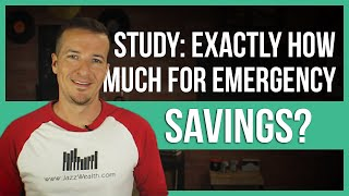 How much exactly should emergency savings be?   FinTips
