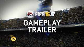 FIFA 15 - Official E3 Gameplay Demo Thumbnail