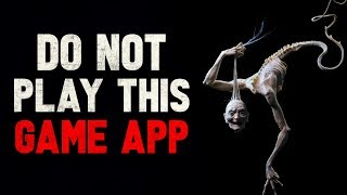 Do not play the mobile game The Hunt Club Creepypasta